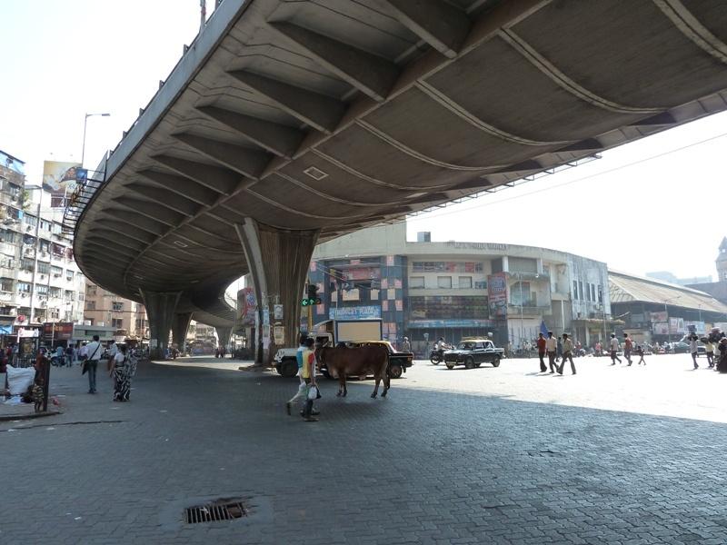 Impression von der Strasse, Mumbai
