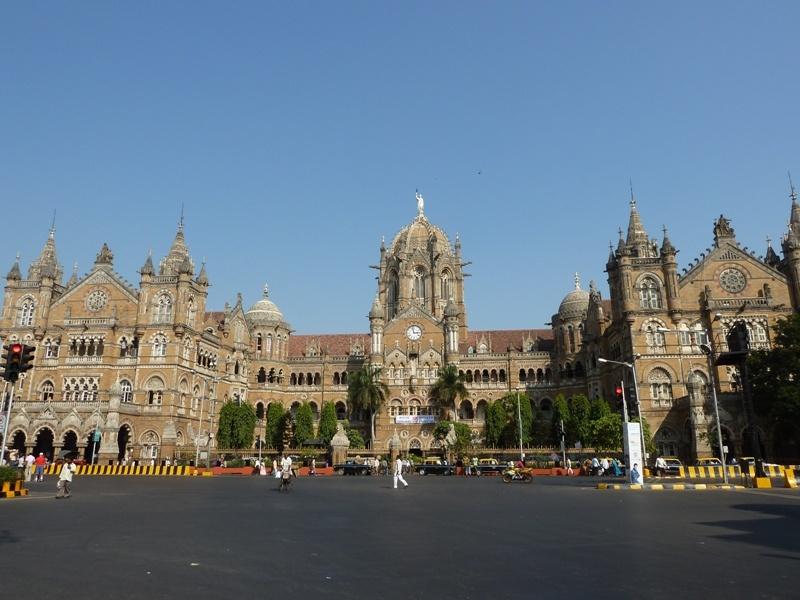 Viktoria Terminus (Weltkulturerbe-Bahnhof), Mumbai