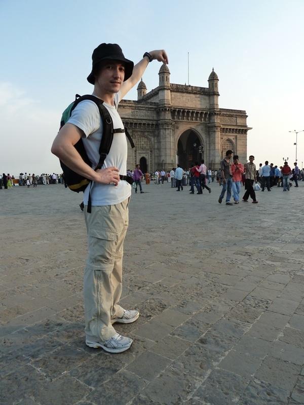 Gate of India (am Meer gelegener Triumphbogen), Mumbai