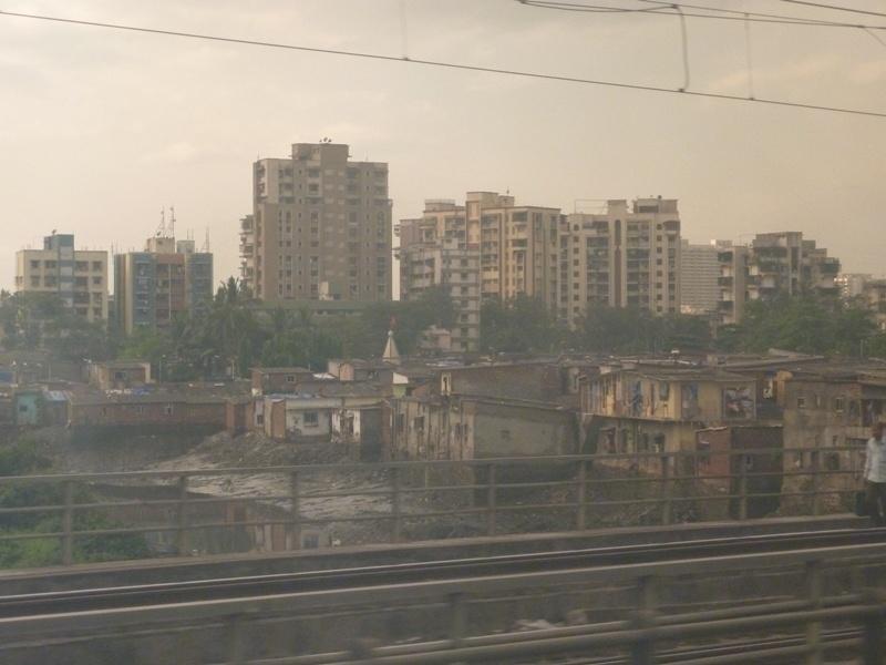 Slums, Mumbai