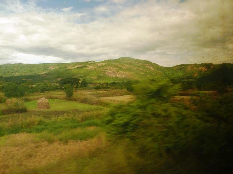 Western Ghats, irgendwo an der Westkueste Indiens