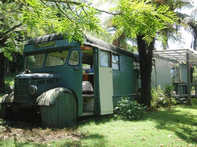 unsere eigene Wohnung bei Paula & Erwin im Garten