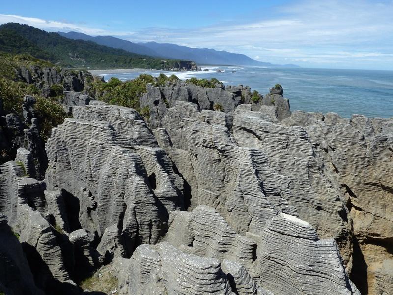 """""""Pancake Rocks"""", Punakaiki"""